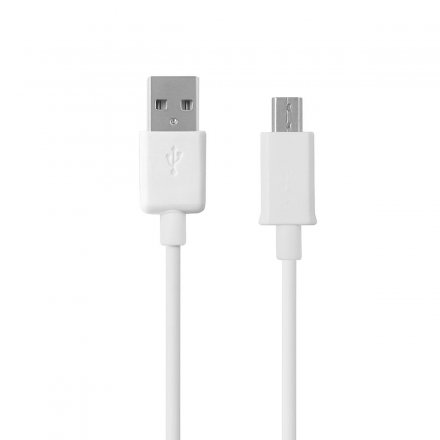 kabel usbmicro 80cm 8mm bialy