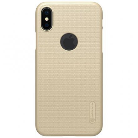 nillkin case super frosted gold
