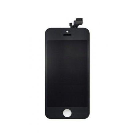 Wyœwietlacz LCD iPhone 5 czarny