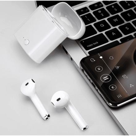 S³uchawki Bluetooth TWS i7 mini3 min