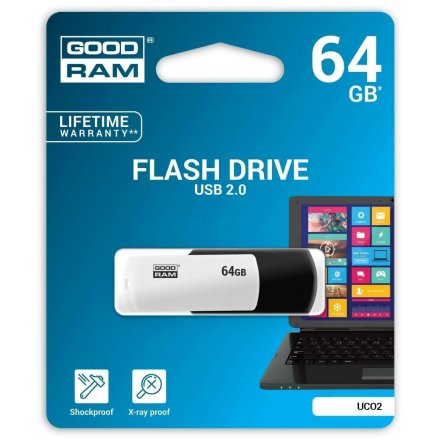 pendrive flash drive 64gb 1goodrammin