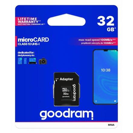 32GB goodram karta microMIN 1