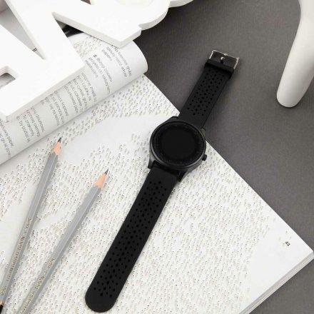smartwatch v9 czerwony