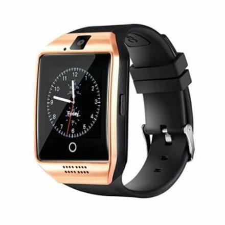 smartwatch q18 gold1