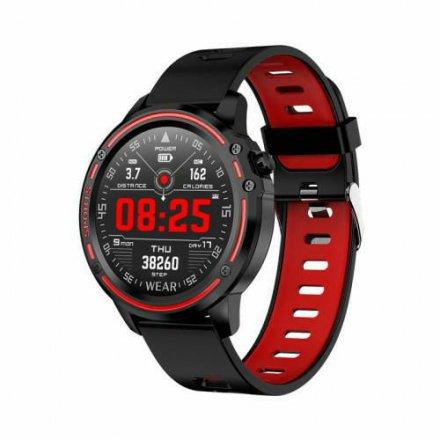 Smartwatch L8 red