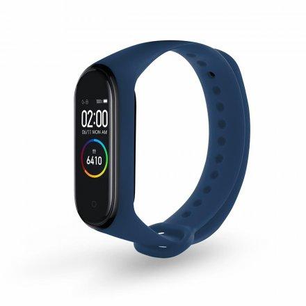 smartband m4 niebieski