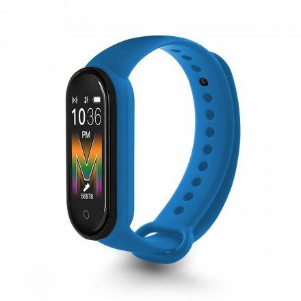 smartband m5 niebieski