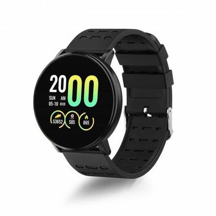 smartwatch 119 plus czarny