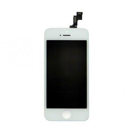 Wyœwietlacz LCD iPhone 5 bia³y