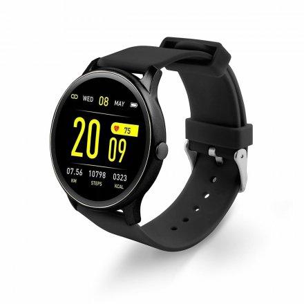 smartwatch kw19 damski czarny
