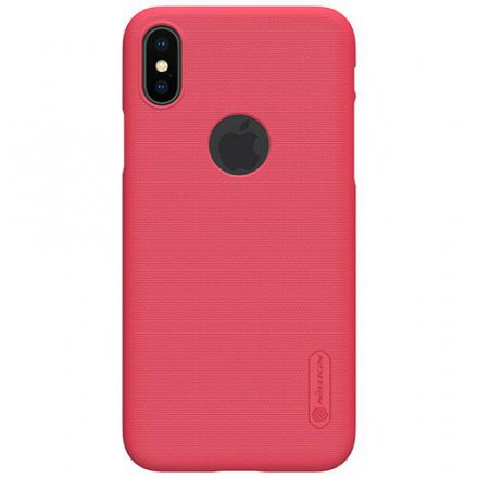 nillkin case super frosted red