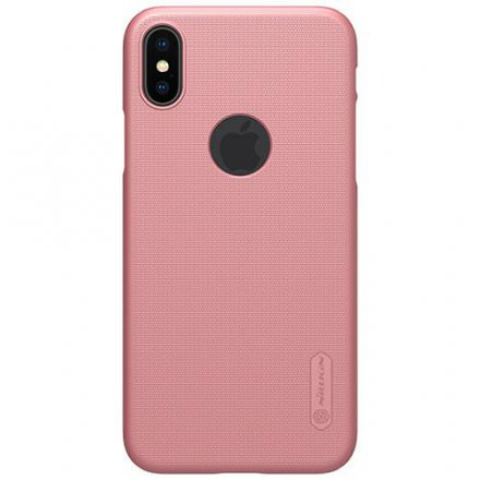 nillkin case super frosted rose