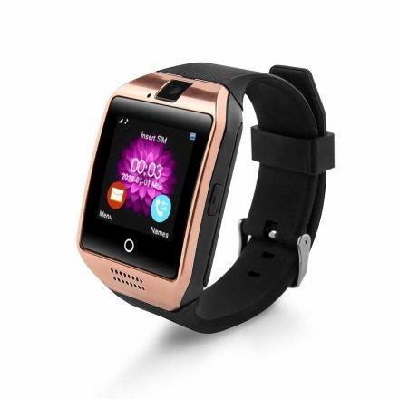 smartwatch q18 zloty