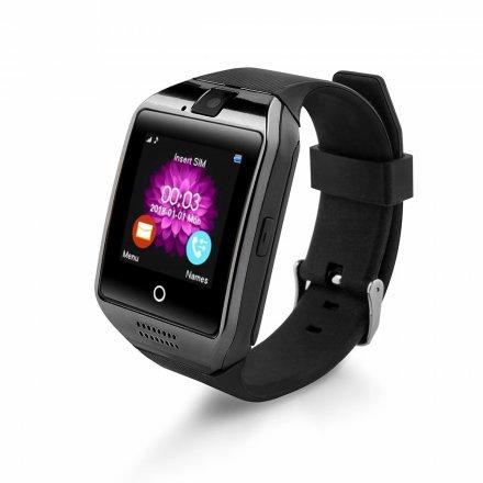 smartwatch q18 polskie menu czarny