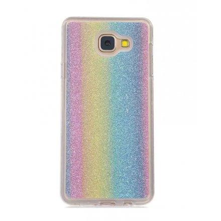 gliiter rainbow